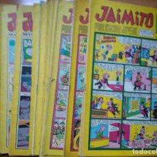 Tebeos: LOTE 30 TEBEOS. JAIMITO, AÑOS 1969 A 1978... Lote 183810401