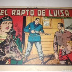 Tebeos: ROBERTO ALCÁZAR Y PEDRÍN EL RAPTO DE LUISA. Lote 183834768