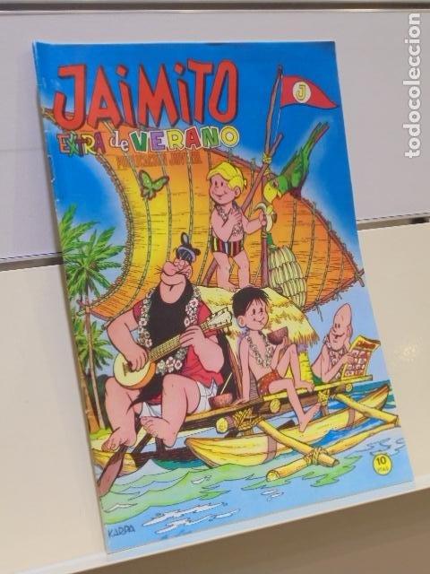 JAIMITO EXTRA DE VERANO 1969 - VALENCIANA - OCASION (Tebeos y Comics - Valenciana - Jaimito)