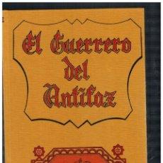 Tebeos: EL GUERRERO DEL ANTIFAZ. TOMO 8. CON EPISODIOS 141 A 160. VALENCIANA,1975. EXCELENTE.. Lote 183852848
