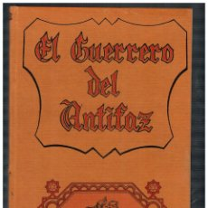 Tebeos: EL GUERRERO DEL ANTIFAZ. TOMO 11. CON EPISODIOS 201 A 220. VALENCIANA,1976. EXCELENTE.. Lote 183853267