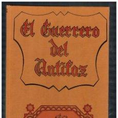 Tebeos: EL GUERRERO DEL ANTIFAZ. TOMO 12. CON EPISODIOS 221 A 240. VALENCIANA,1976. EXCELENTE.. Lote 183853418