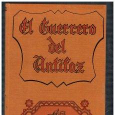 Tebeos: EL GUERRERO DEL ANTIFAZ. TOMO 14. CON EPISODIOS 261 A 280. VALENCIANA,1977. EXCELENTE.. Lote 183853762