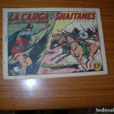 Tebeos: EL GUERRERO DEL ANTIFAZ Nº 166 EDITA VALENCIANA . Lote 183893570