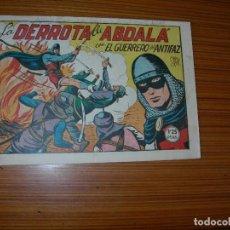Tebeos: EL GUERRERO DEL ANTIFAZ Nº 159 EDITA VALENCIANA . Lote 183893807