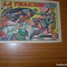 Tebeos: EL GUERRERO DEL ANTIFAZ Nº 154 EDITA VALENCIANA . Lote 183893920