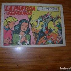 Tebeos: EL GUERRERO DEL ANTIFAZ Nº 155 EDITA VALENCIANA . Lote 183894027