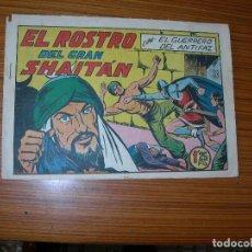 Tebeos: EL GUERRERO DEL ANTIFAZ Nº 151 EDITA VALENCIANA . Lote 183894182