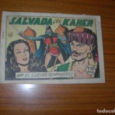Tebeos: EL GUERRERO DEL ANTIFAZ Nº 146 EDITA VALENCIANA . Lote 183894230