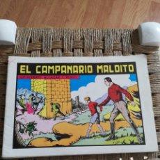 Tebeos: ROBERTO ALCAZAR Y PEDRIN EL CAMPANARIO MALDITO N.67. Lote 183897088