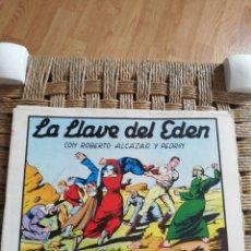 Tebeos: ROBERTO ALCAZAR Y PEDRIN LA LLAVE DEL EDEN N.65. Lote 183897770