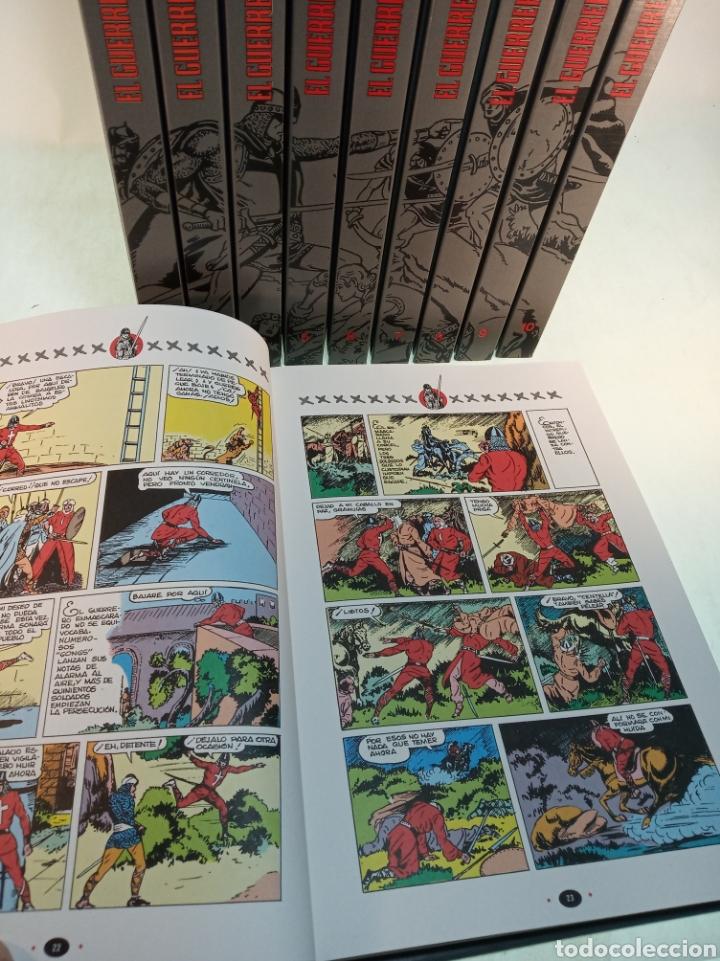 Tebeos: Colección el guerrero del antifaz. 10 tomos. Completo. 1991. - Foto 7 - 183960940