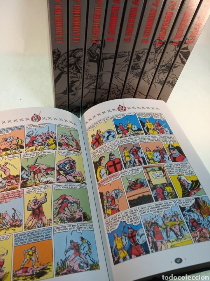 Tebeos: Colección el guerrero del antifaz. 10 tomos. Completo. 1991. - Foto 9 - 183960940