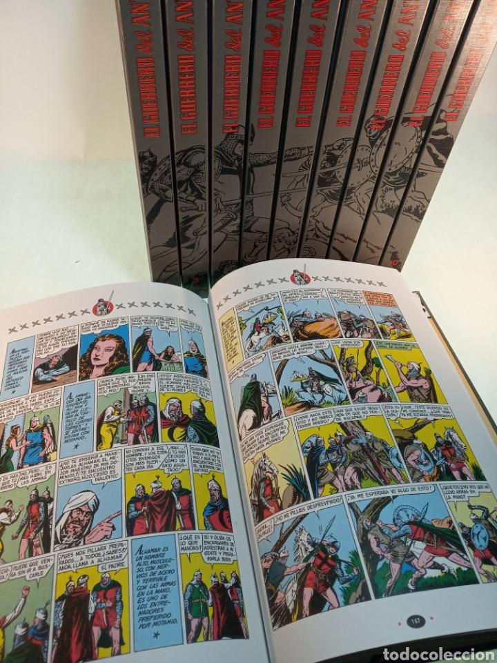 Tebeos: Colección el guerrero del antifaz. 10 tomos. Completo. 1991. - Foto 10 - 183960940