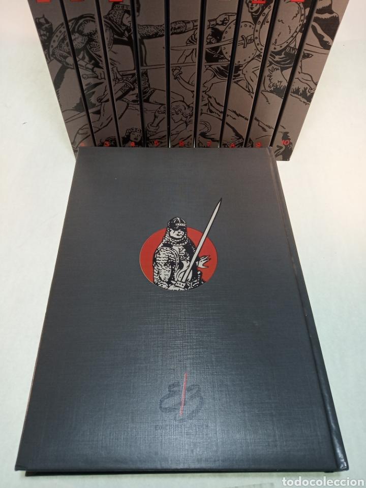 Tebeos: Colección el guerrero del antifaz. 10 tomos. Completo. 1991. - Foto 12 - 183960940