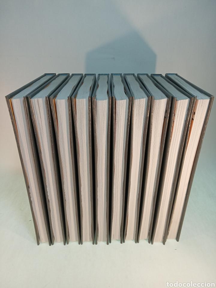 Tebeos: Colección el guerrero del antifaz. 10 tomos. Completo. 1991. - Foto 13 - 183960940
