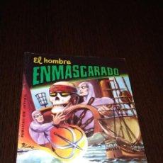 Tebeos: EL HOMBRE ENMASCARADO. NUMERO 6. COLOSOS DEL COMIC. . Lote 184026970