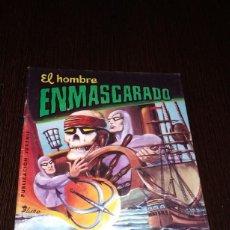 Tebeos: EL HOMBRE ENMASCARADO. NUMERO 6. COLOSOS DEL COMIC. . Lote 184028467