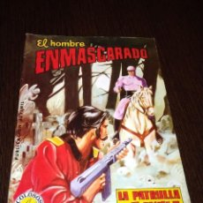 Tebeos: EL HOMBRE ENMASCARADO. NUMERO 37. COLOSOS DEL COMIC. . Lote 184028895