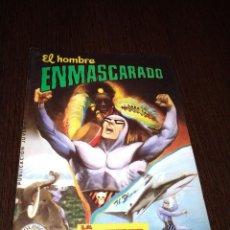 Tebeos: EL HOMBRE ENMASCARADO. NUMERO 8. COLOSOS DEL COMIC. . Lote 184028967