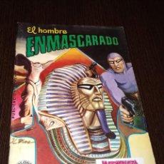 Tebeos: EL HOMBRE ENMASCARADO. NUMERO 7. COLOSOS DEL COMIC. . Lote 184029058