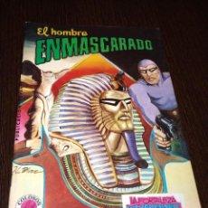 Tebeos: EL HOMBRE ENMASCARADO. NUMERO 7. COLOSOS DEL COMIC. . Lote 184029310