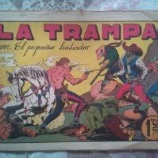 Tebeos: PEQUEÑO LUCHADOR Nº 24 TAMAÑO GRANDE. Lote 184029333
