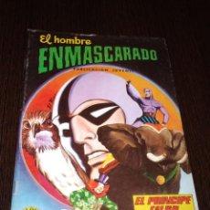 Tebeos: EL HOMBRE ENMASCARADO. NUMERO 9. COLOSOS DEL COMIC. . Lote 184034360