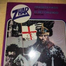 Tebeos: ZHAR.NUMERO 2.EDITORIAL VALENCIANA 1983. Lote 184060435