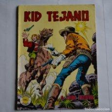 BDs: KID TEJANO, Nº 8. VALENCIANA, 1980. LITERACOMIC. C2. Lote 184083347
