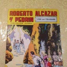 Tebeos: ROBERTO ALCAZAR Y PEDRIN - Nº 138 - EDITORAL VALENCIANA -. Lote 184205222