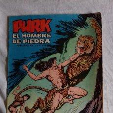 Tebeos: PURK, EL HOMBRE DE PIEDRA - Nº 39, LUCHA TRAS LUCHA - ED. VALENCIANA TEBEO. Lote 184223163