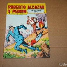 Tebeos: ROBERTO ALCAZAR Y PEDRÍN Nº 113, VALENCIANA COLOR. Lote 219074315