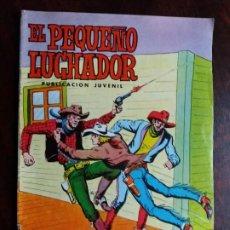 Tebeos: EL PEQUEÑO LUCHADOR. Nº 64. FRED DESTITUIDO. EDITORIAL VALENCIANA. 1978.. Lote 184331691