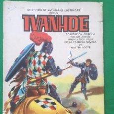 Tebeos: IVANHOE - SELECCION DE AVENTURAS ILUSTRADAS. Lote 184371096