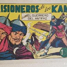 Tebeos: 93-PRISIONEROS DE LOS KAN. Lote 184535152
