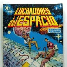 Tebeos: LUCHADORES DEL ESPACIO Nº 1 LA SAGA DE LOS AZNAR - EDITORIAL VALENCIANA. Lote 184556606
