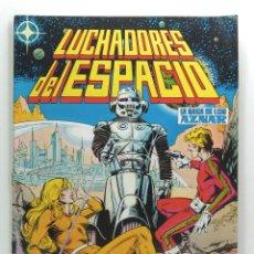 Tebeos: LUCHADORES DEL ESPACIO Nº 4 LA SAGA DE LOS AZNAR - EDITORIAL VALENCIANA-MUY NUEVO. Lote 184557108