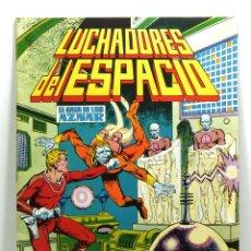 Tebeos: LUCHADORES DEL ESPACIO Nº 6 LA SAGA DE LOS AZNAR - EDITORIAL VALENCIANA- MUY NUEVO. Lote 184557341