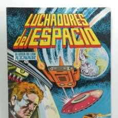 Tebeos: LUCHADORES DEL ESPACIO Nº 8 LA SAGA DE LOS AZNAR - EDITORIAL VALENCIANA- BUEN ESTADO. Lote 184557971
