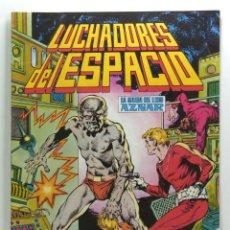Tebeos: LUCHADORES DEL ESPACIO Nº 9 LA SAGA DE LOS AZNAR - EDITORIAL VALENCIANA- BUEN ESTADO. Lote 184558065