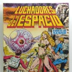 Tebeos: LUCHADORES DEL ESPACIO Nº 11 LA SAGA DE LOS AZNAR - EDITORIAL VALENCIANA- SUPER BUEN ESTADO.. Lote 184559138