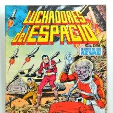 Tebeos: LUCHADORES DEL ESPACIO Nº 16 LA SAGA DE LOS AZNAR - EDITORIAL VALENCIANA- SUPER BUEN ESTADO. Lote 184560537
