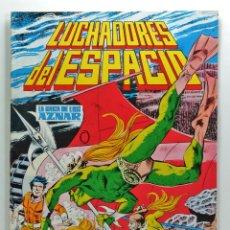 Tebeos: LUCHADORES DEL ESPACIO Nº 19 LA SAGA DE LOS AZNAR - EDITORIAL VALENCIANA - ESTADO EXCELENTE. Lote 184561132