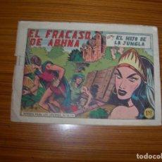 Tebeos: EL HIJO DE LA JUNGLA Nº 47 EDITA VALENCIANA . Lote 184640751
