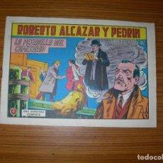 Tebeos: ROBERTO ALCAZAR Y PEDRIN Nº 801 EDITA VALENCIANA . Lote 184717752