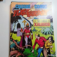 Tebeos: FLASH GORDON Nº 19 COLOSOS DEL COMIC. Lote 194238395