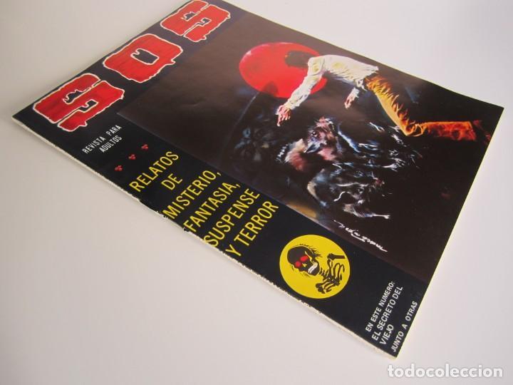 Tebeos: SOS (1980, VALENCIANA) 12 · 21-III-1981 · S O S - Foto 3 - 184840755
