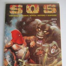 Tebeos: SOS (1980, VALENCIANA) 41 · 9-X-1982 · S O S. Lote 184841500