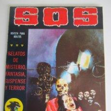 Tebeos: SOS (1980, VALENCIANA) 11 · 7-III-1981 · S O S. Lote 184842147